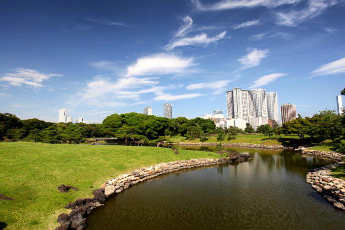 Hamarku gardens - best tokyo photography cations
