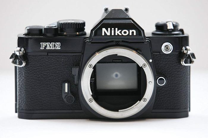 The Nikon FM2 - 35mm film camera