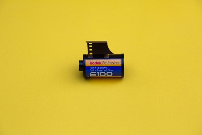 A Kodak film