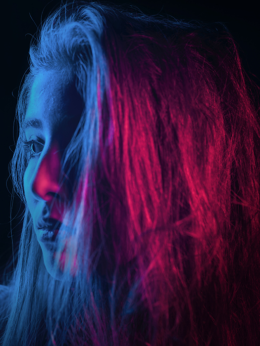 How To Shoot Neon Portraits