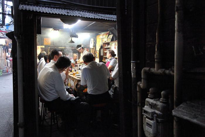 Memory lane in Shinjuku - best Tokyo photography locations