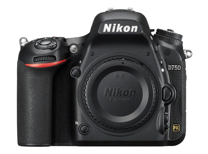 Nikon D750 - best full frame camera