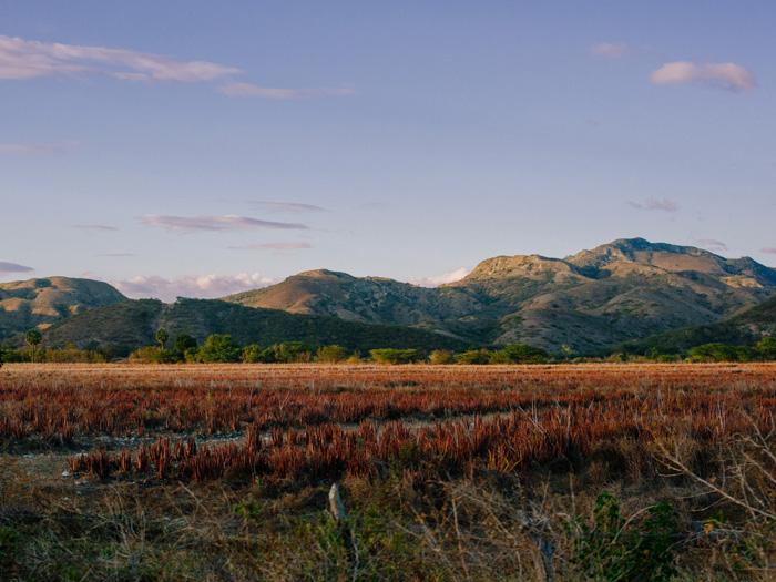 A stunning mountainous landscape photo