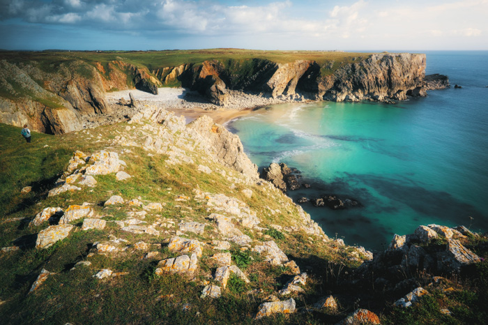 A stunning coastal landscape shot - expert photography quiz questions
