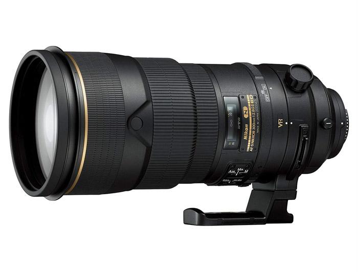 Nikon 300 mm f / 2.8 VR II
