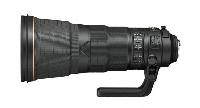 Nikon 400mm f/2.8E - best telephoto lens for wildlife