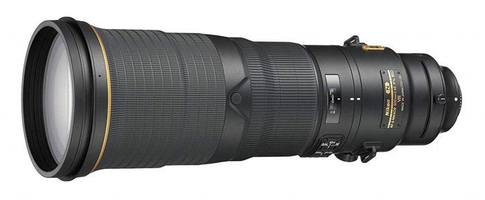 Nikon 500mm f / 4E FL VR: los mejores teleobjetivos para la vida silvestre para fotografía