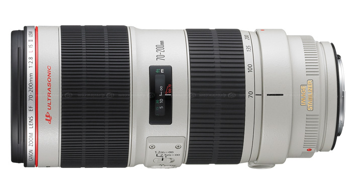 Canon EF 70-200 mm f/2.8L IS II USM canon telephoto lens