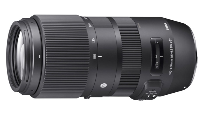 Tamron 100-400 mm VC - best nikon telephoto lens
