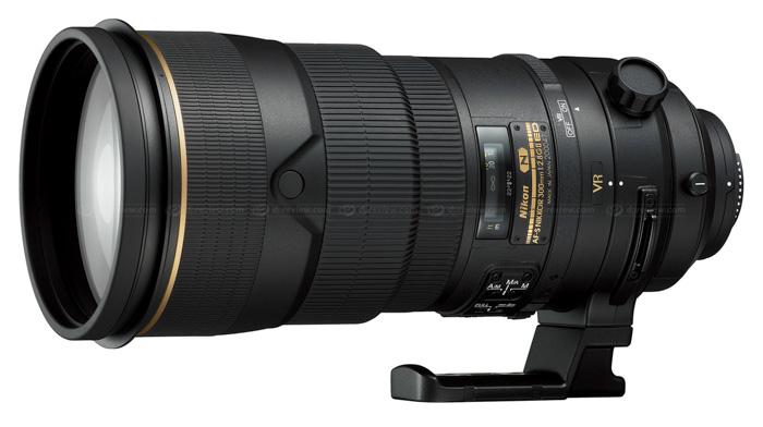 Nikon AF-S Nikkor300 mm f/2.8GED VRII