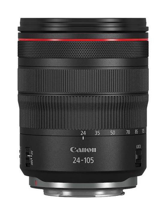 Canon RF 24–105mm F/4 L IS USM