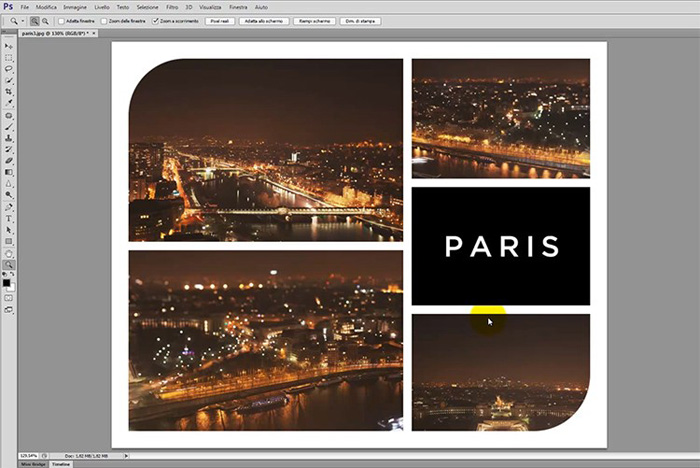 screenshot of Tych Panel interface - Best Photoshop Plugins