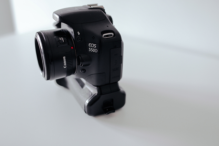 Canon EOS 550d for taking graduation pictures