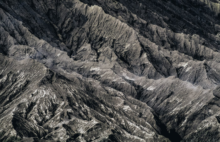 aerial view of a rocky mountainous landscape - stunning landscape photos