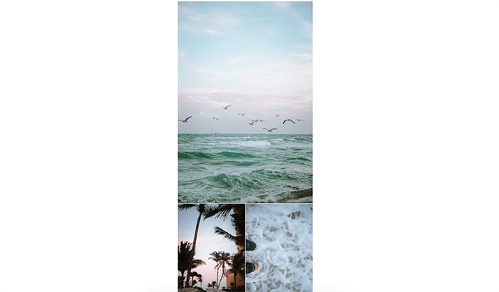 A screenshot from A Life Alive Tumblr photography blog
