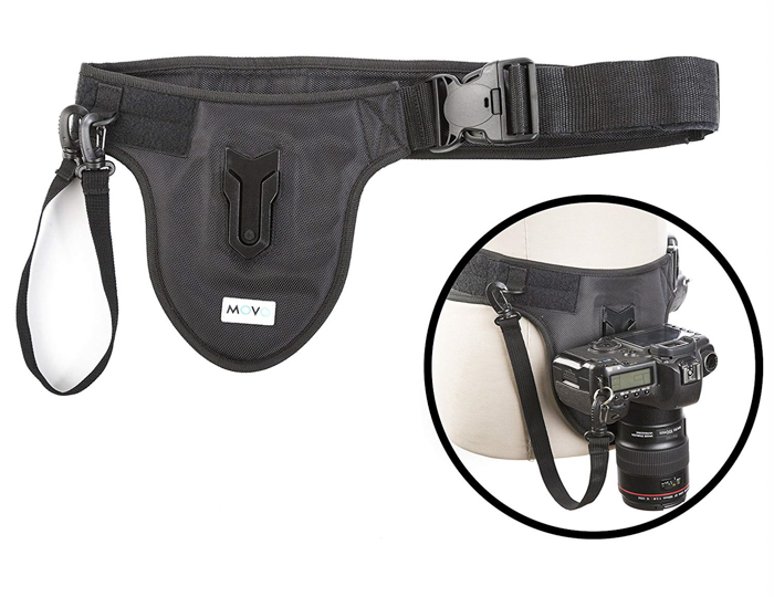 Movo MB600 Universal Camera Belt Holster