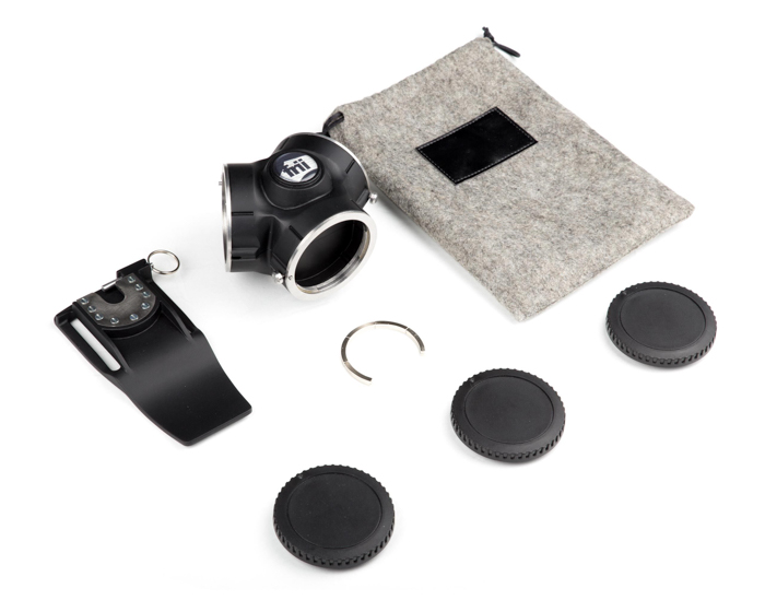 The Trilens Lens Holster and other accessories