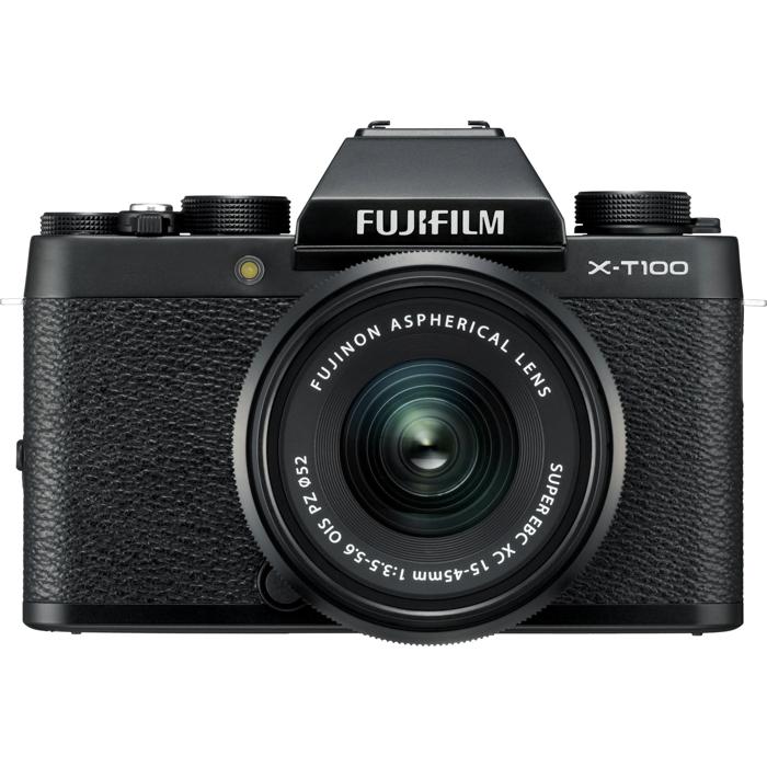Fujifilm X-T100 - best camera for beginners