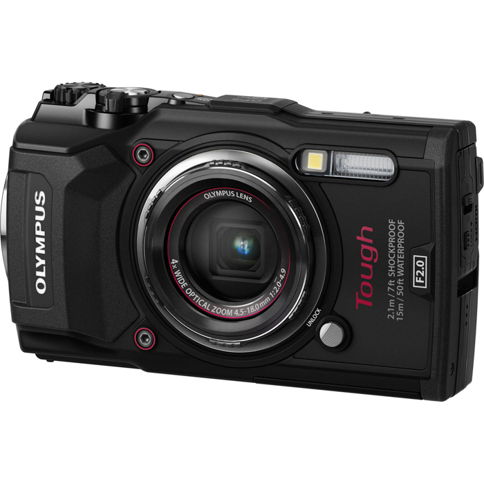 Olympus Tough TG-5 - best camera for beginners