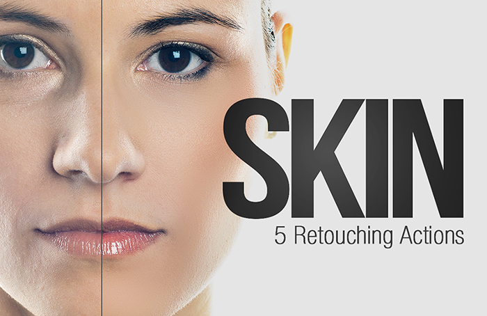 5 Skin Retouching Photoshop Actions screenshot - best free photoshop actions