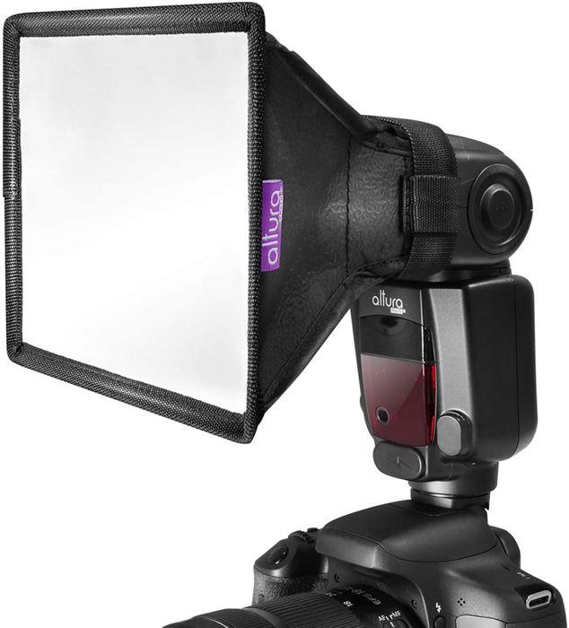 softbox flash diffuser