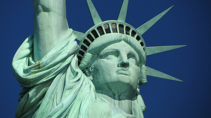 The Statue of Liberty in New York - best photography museums