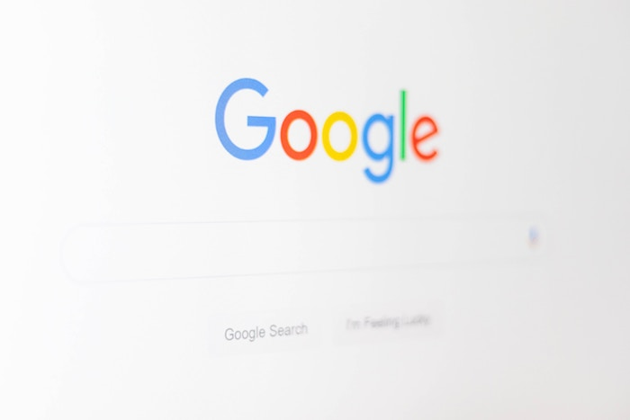 a screenshot of google search page - seo for photography