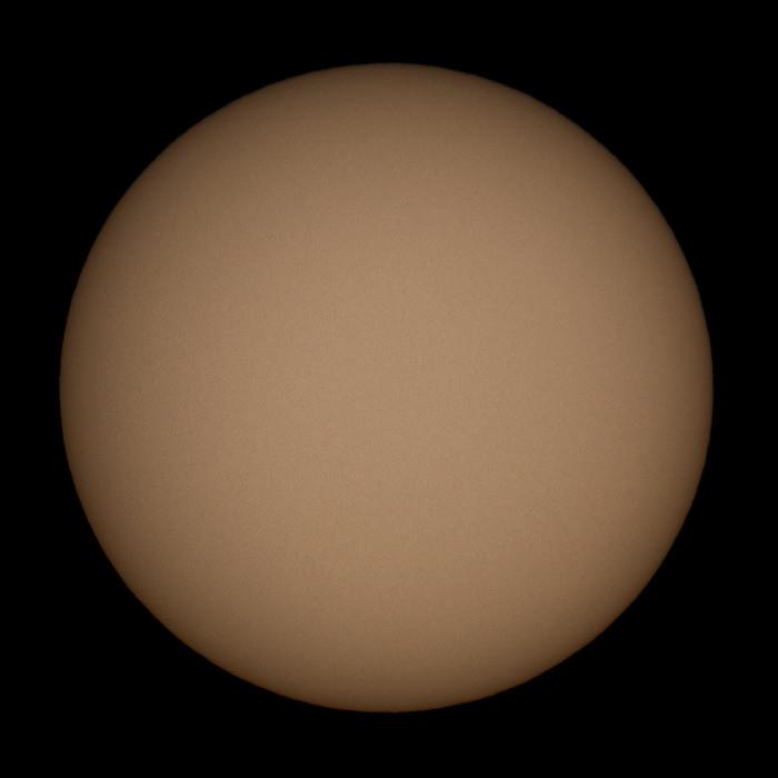 The Sun on December 9, 2018 - solar photography tips
