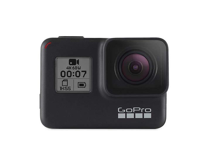 GoPro Hero7 Black - kids camera