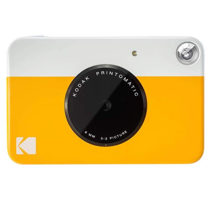 Câmera Kodak Printomatic para crianças