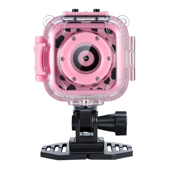 OurLife Kids Waterproof Action Camera And Video Recorder - best cameras for kids