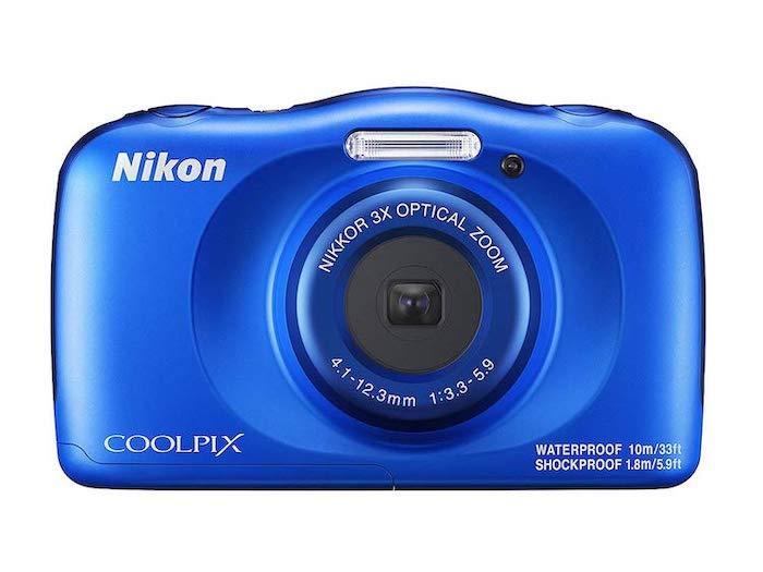 Câmera infantil Nikon Coolpix W150