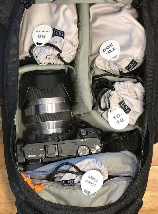 Shutterbands lens jammies