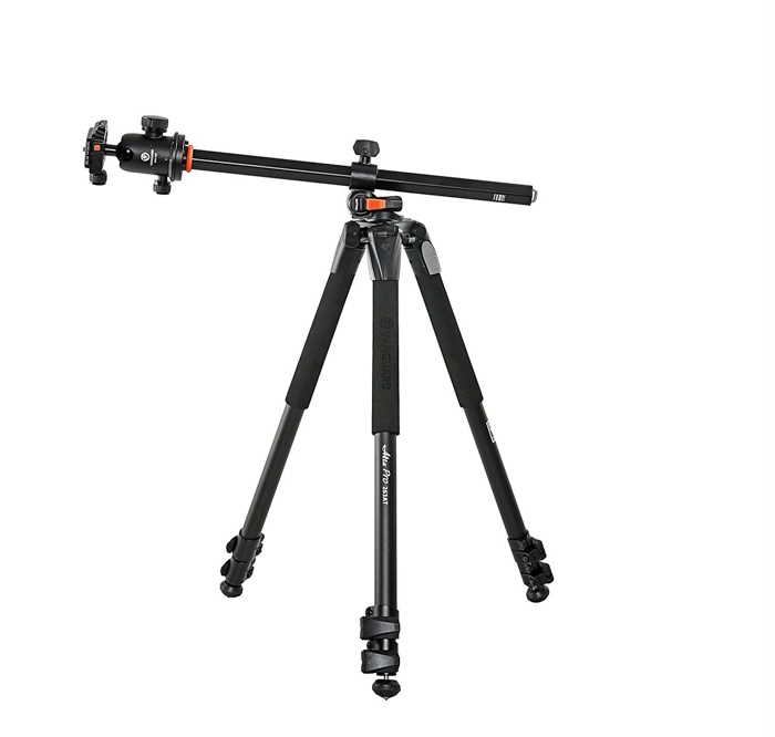 Illustrative photo of a tripod for macro photography