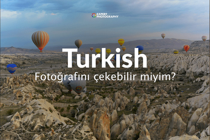 how to say can i take a picture in turkish
