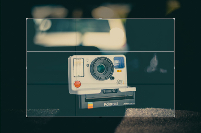 an example of camera crop factor - what is crop sensor