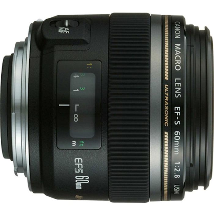 a canon macro lens