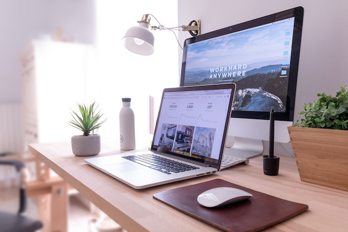 a professional photographers home office - photography marketing mistakes