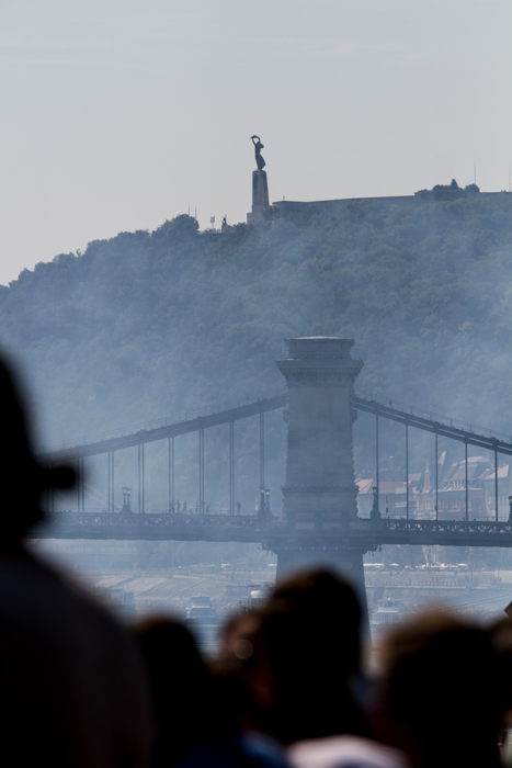 Széchenyi Chain Bridge - best photography spots in Budapest