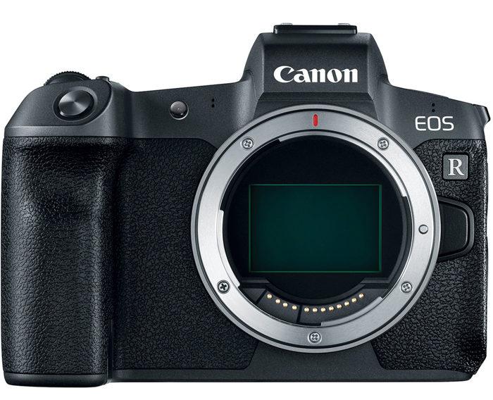 Canon EOS R - best full frame camera