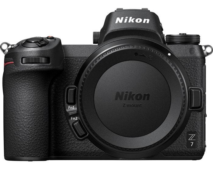Nikon Z7 - best full frame mirrorless camera
