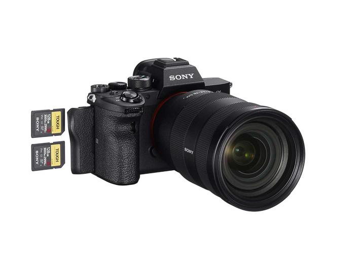 Photo of Sony A7R IV camera