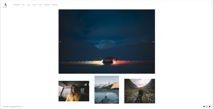 Travel photography by Alex Strohl