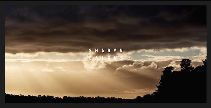Landscape photo by Sharyn Cairns