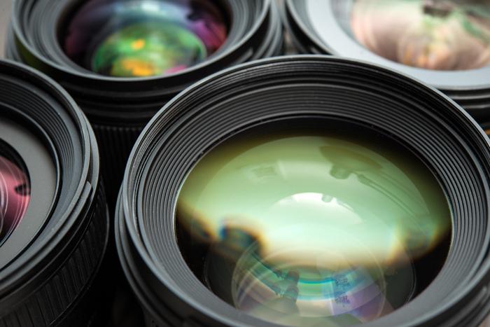 A range of Tokina lenses