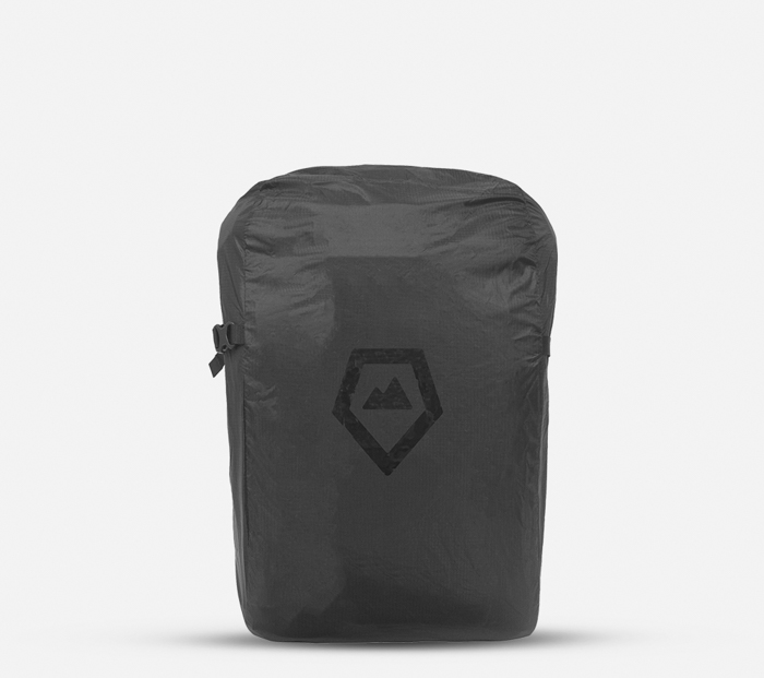 The protective Rainfly for the WANDRD Hexad Access Duffel Bag