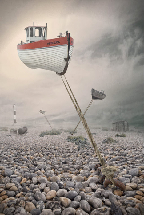 Low Tide by Baden Bowen