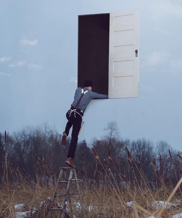 The Hidden Door by Logan Zillmer