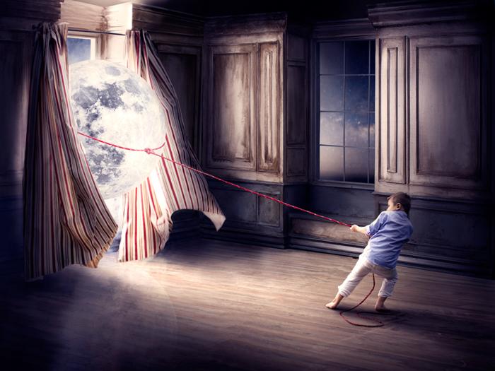 Moon Wrangler by Gabe Tomoiaga