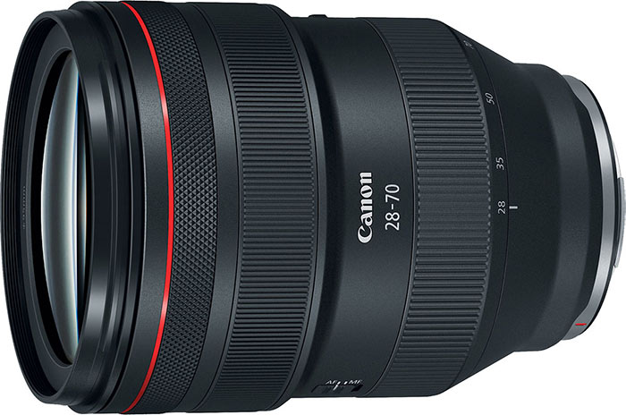 The Canon RF 28-70mm f/2